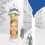 affiche-colonne-morris-120x350-cm