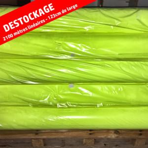 Destockage papier fluo jaune 150g